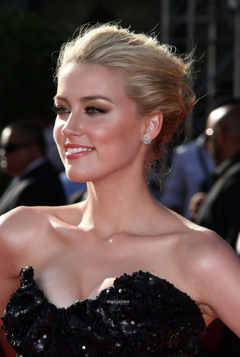 Amber Heard: 2011 ESPY Awards in L.A, July 13