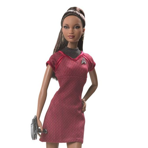 barbie Uhura