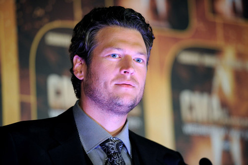 Blake Shelton - 44th Annual CMA Awards - Press Room