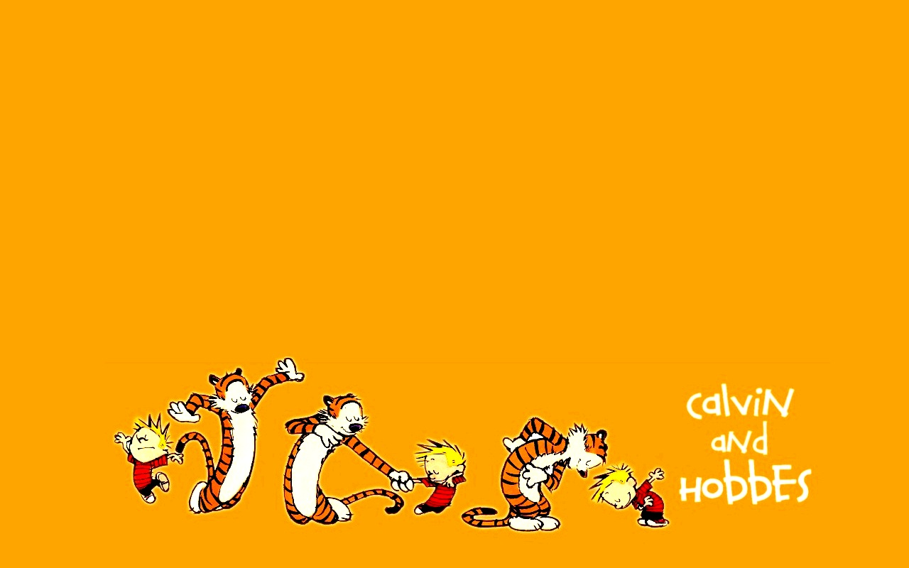 Calvin Hobbes Calvin Hobbes Wallpaper 23762782 Fanpop