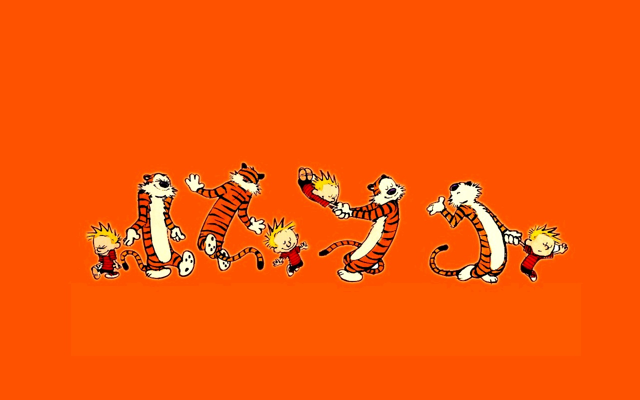 Calvin Hobbes Calvin Hobbes Wallpaper 23762784 Fanpop