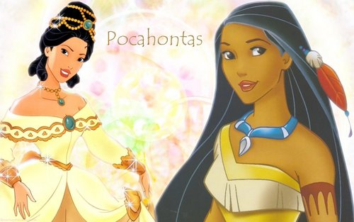 Disney Princess Pocahontas