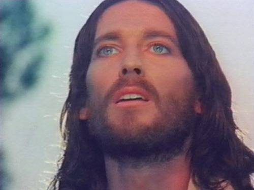 Jesus Of Nazareth - (Photos from the Movie. Jesus played sejak Robert Powell.)