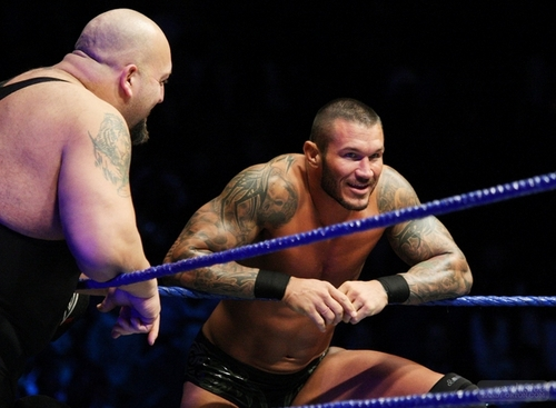 Randy orton July 11th, 2011 - Durban, South Africa