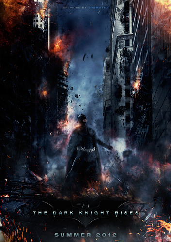 The Dark Knight Rises ファン Poster 4