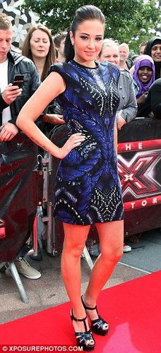 X Factor Auditions in London.
