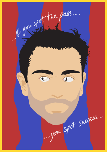 Xavi's thoughts