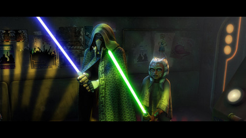 ahsoka and Plo