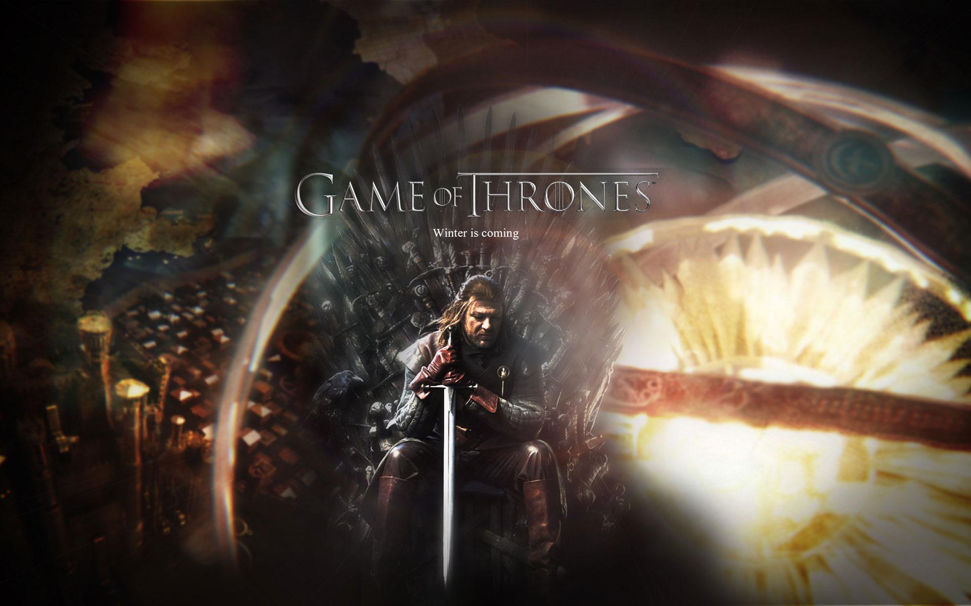Eddard Ned Stark Game Of Thrones Wallpaper 23883790 Fanpop