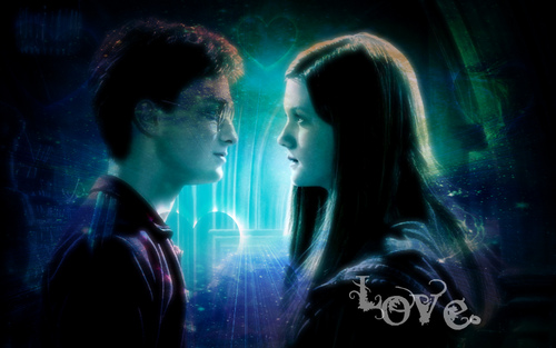 Harry and Ginny'Love