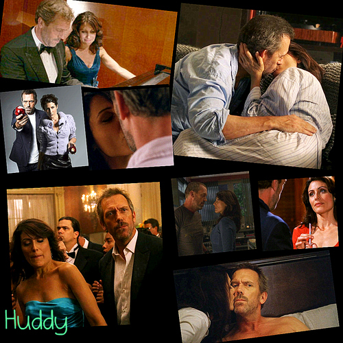 Huddy collage