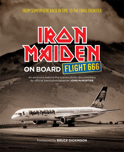On Board Flight 666 Book