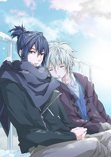 Shion and Nezumi