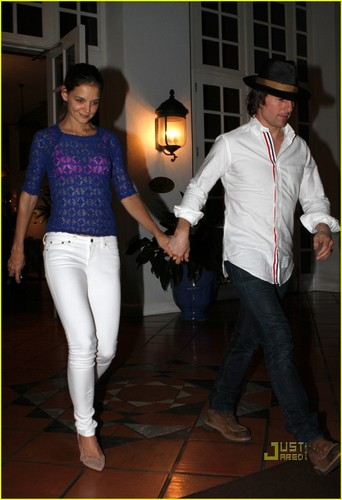 Tom Cruise & Katie Holmes: rendez-vous amoureux, date Night in Miami!