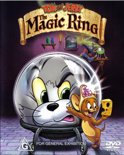 Tom&Jerry - The Magic Ring