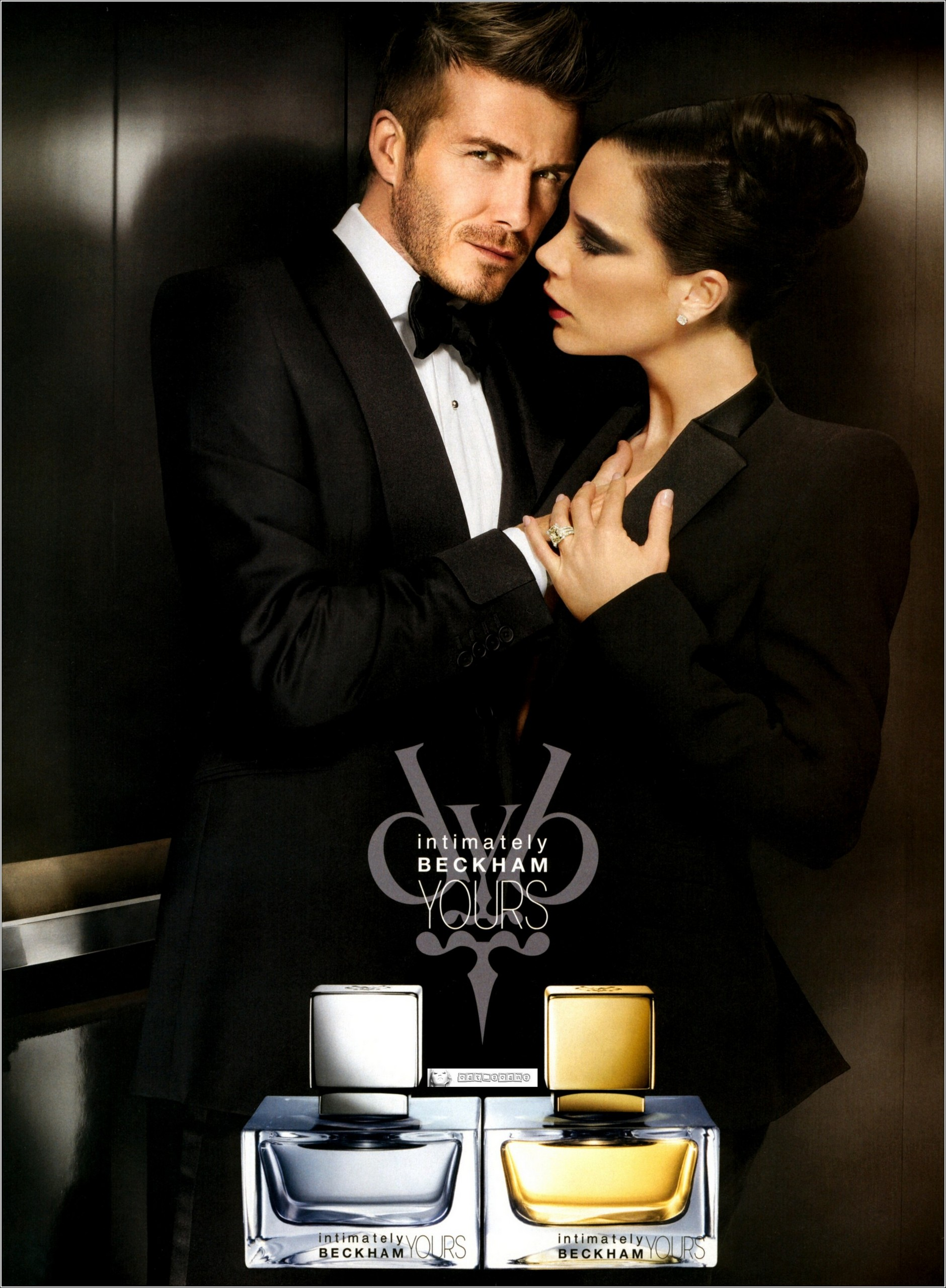 """Intimately Yours"" Fragrance Advertisements"