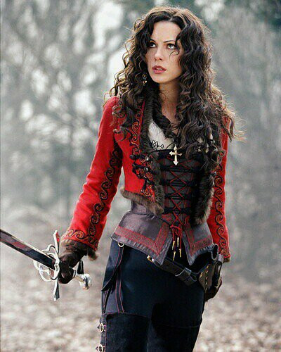 Anna Valerious | фургон, ван Helsing