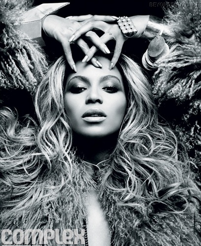 beyonce - Photoshoot, Complex - July 2011