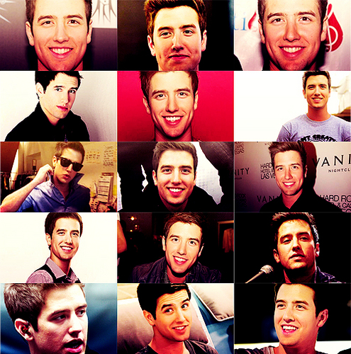Evolution of Logan Henderson