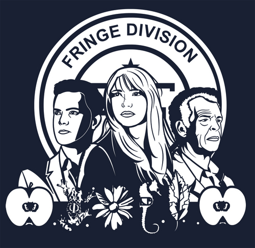Fringe Shirt Design
