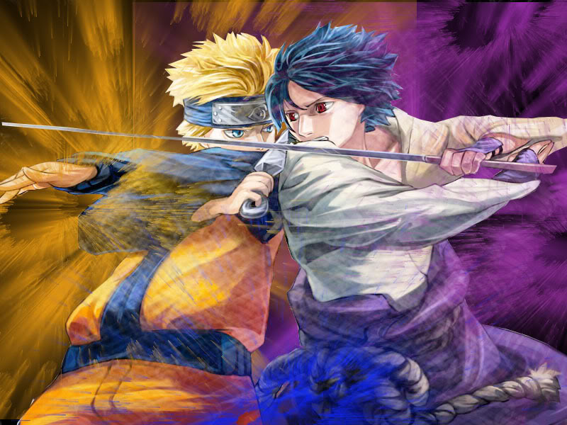 Naruto vs Sasuke anything anime in our world 23960626 800 600