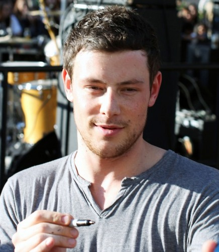 Sexy Cory Monteith July 21, 2011