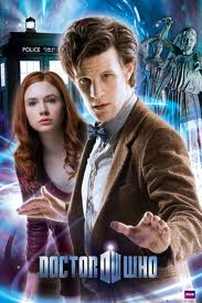 Amy Pond and the Eleventh Doctor