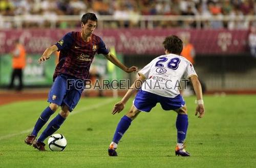 Barcelona vs Hajduk división, split [0-0] friendly game 23\7\2011
