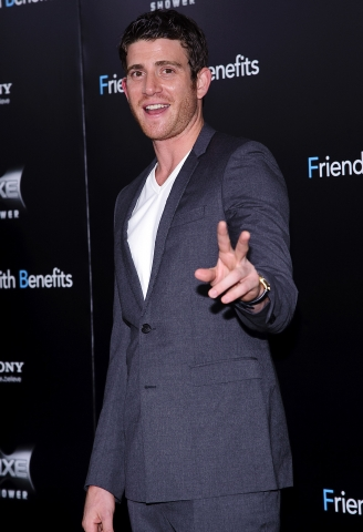 Bryan @ Друзья with Benefits Premiere (New York)