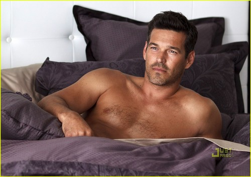 Eddie Cibrian: Shirtless for 'Charisma'!