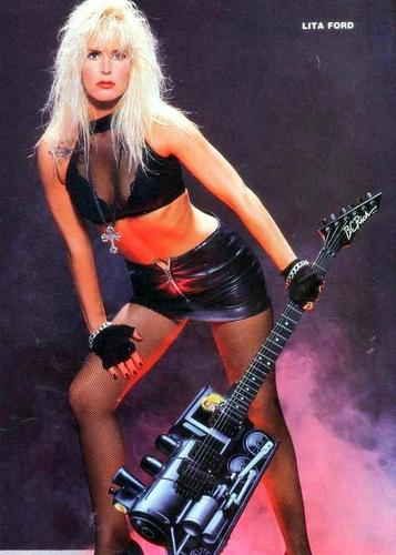 Lita Ford - Guitar Goddess