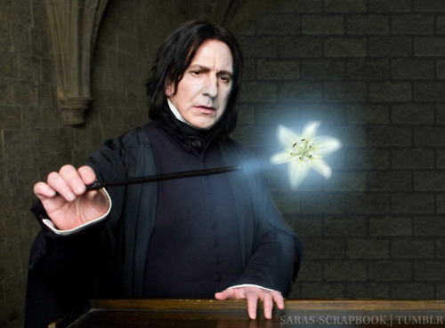 Severus Snape - Undying Amore