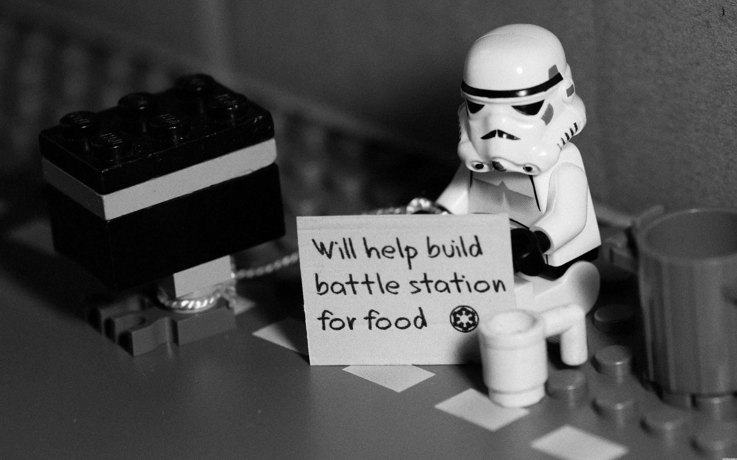 Funny Stormtrooper Wallpaper Star Wars Wallpaper 24174442 Fanpop