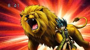 Kyoya and the Lion