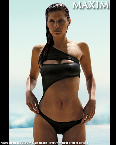 Lake in Maxim Magazine - September 2011
