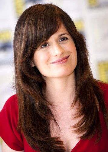 New mga litrato of Elizabeth Reaser at Comic-con