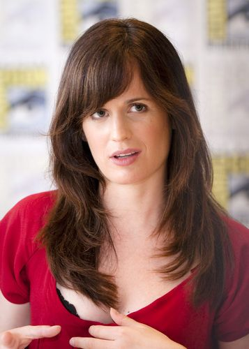 New foto-foto of Elizabeth Reaser at Comic-con