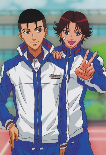 "Seigaku ""Golden Pair"""