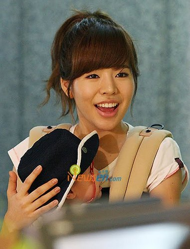 Sunny's cute expression