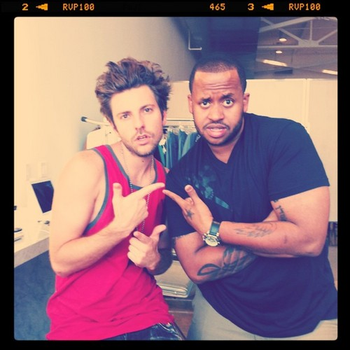 ryan good & kenny hamilton ♥