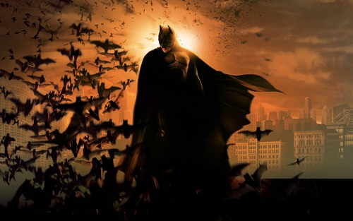 the Dark Knight Rises Hintergrund