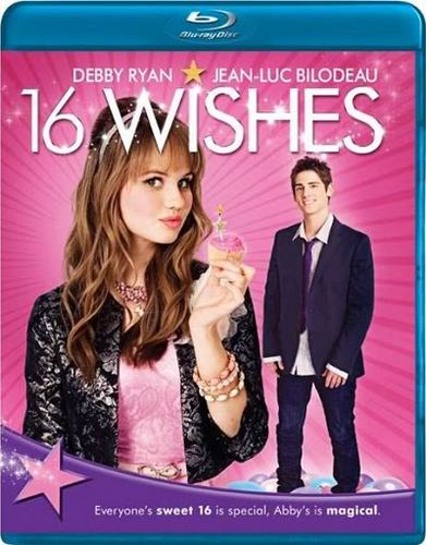 16 Wishes Blu-ray Cover