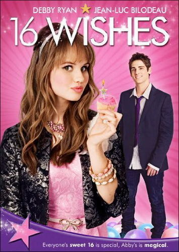 16 Wishes DVD Cover