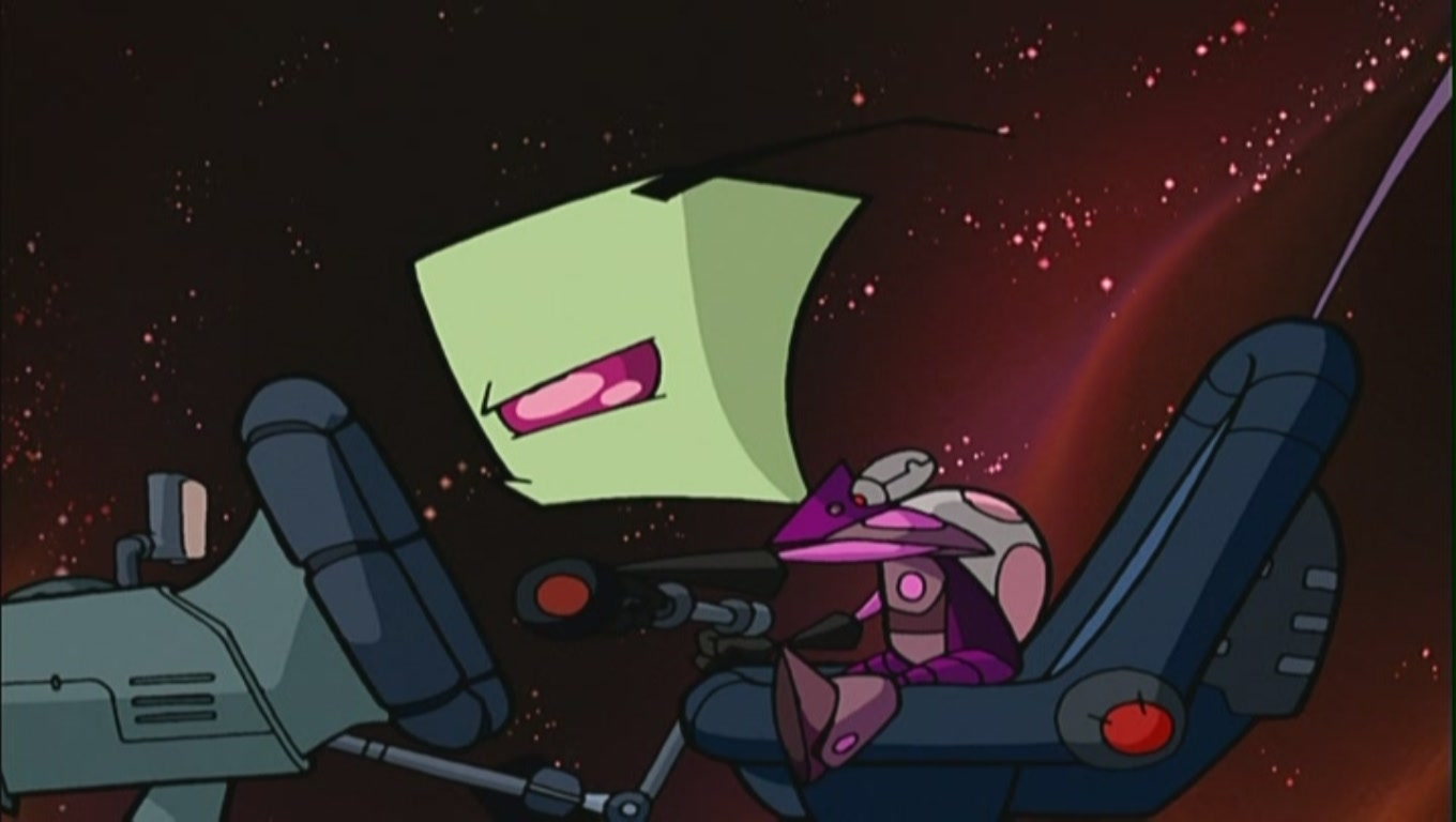 1x13 Battle Of The Planets Invader Zim Image 24248212 Fanpop