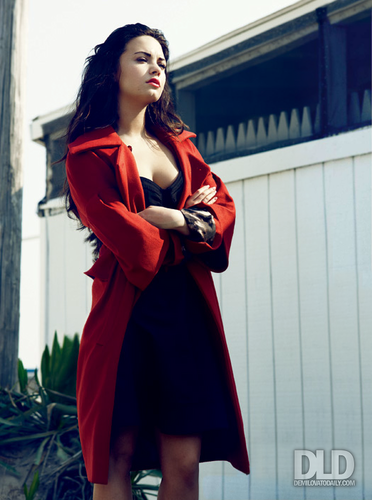 Demi - Photoshoots - D King 2011