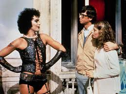 Frank's just a sweet transvestite