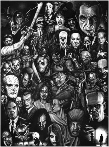 Horror Legends
