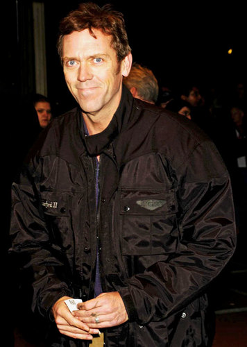 Hugh Laurie in London on 16.11.2002
