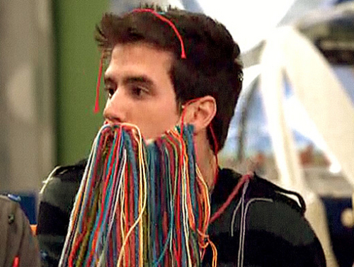 Logan's String Beard