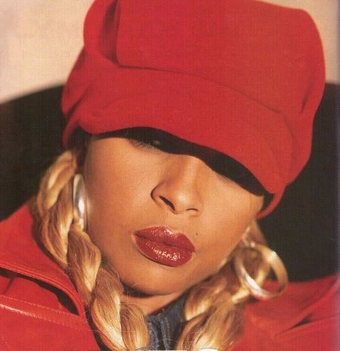 MARY J BLIGE MY LIFE ERA